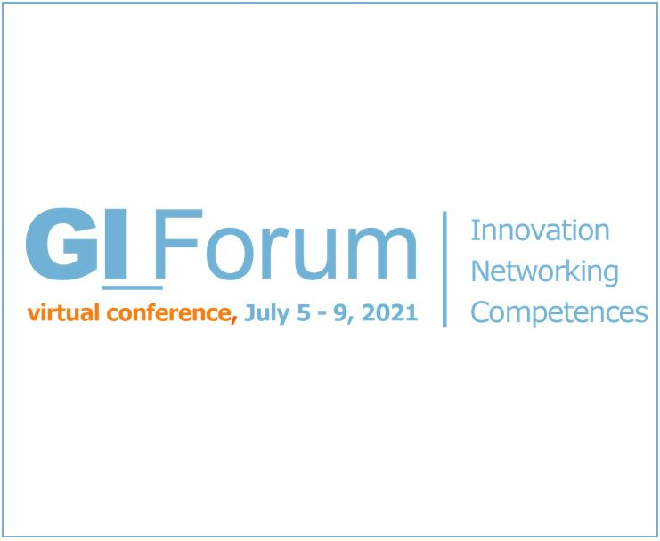 SimpliCITY at the GI_Forum 2021 | re.connecting spatially